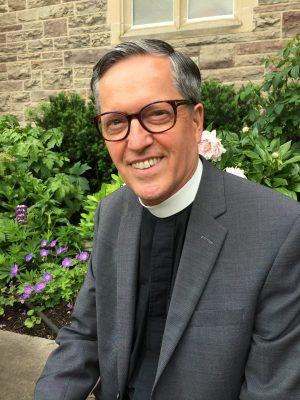 Canon Peter Walker